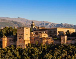 UNESCO Heritage site: Alhambra, Granada